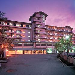 ホテル瑠璃光全景