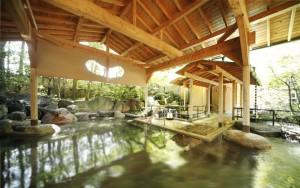 ホテル瑠璃光 温泉