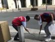 『道路美化デー「中央キャンペーン」』への協働参加しました